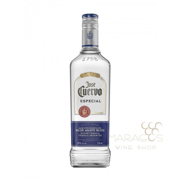 Jose Cuervo Silver Classico Blanco 0,7L TEQUILA maragos-wine.gr