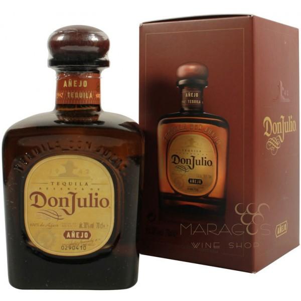Don Julio Anejo 0.7 L TEQUILA maragos-wine.gr