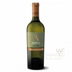 Κτήμα Άλφα λευκός 2018 0,75L ΚΡΑΣΙΑ ΛΕΥΚΑ ΕΜΦΙΑΛΩΜΕΝΑ maragos-wine.gr
