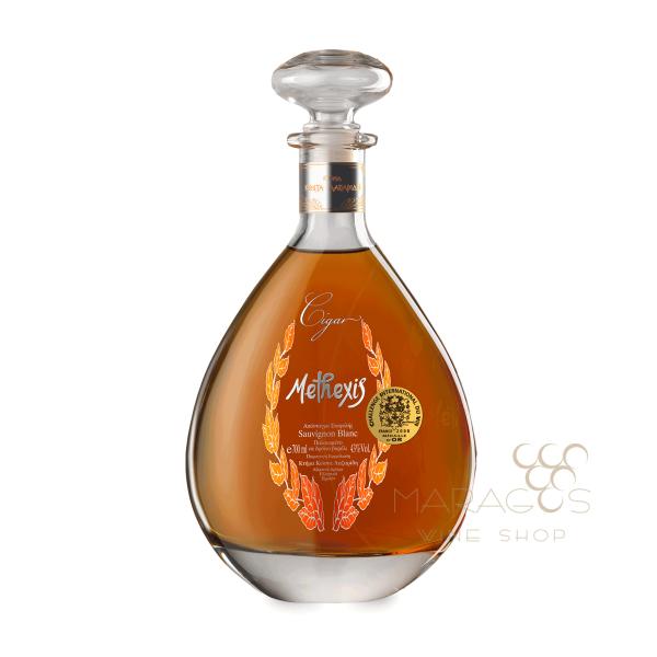 Λαζαριδη Αποσταγμα Μethexis Cigar 0,7L ΑΠΟΣΤΑΓΜΑΤΑ maragos-wine.gr