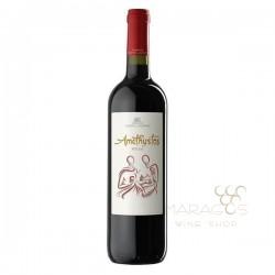 Αμέθυστος Ερυθρός 2015 Kτήμα Κώστα Λαζαρίδη 0.75L RED WINES maragos-wine.gr