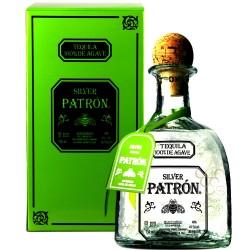 Patron Silver 0,7L TEQUILA maragos-wine.gr