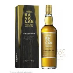Kavalan Ex Bourbon Oak KAVALAN WHISKY TAIWAN maragos-wine.gr