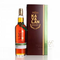 Kavalan Solist Amontillado Cask 0,7L KAVALAN WHISKY TAIWAN maragos-wine.gr