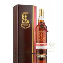 Kavalan Solist Manzanilla Cask 0,7L KAVALAN WHISKY TAIWAN maragos-wine.gr