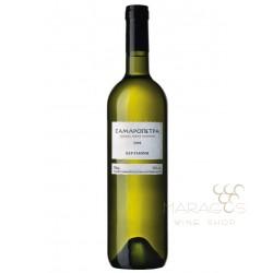 Κτήμα Κυρ-Γιάννη Σαμαρόπετρα 2017 0,75L ΚΡΑΣΙΑ ΛΕΥΚΑ ΕΜΦΙΑΛΩΜΕΝΑ maragos-wine.gr