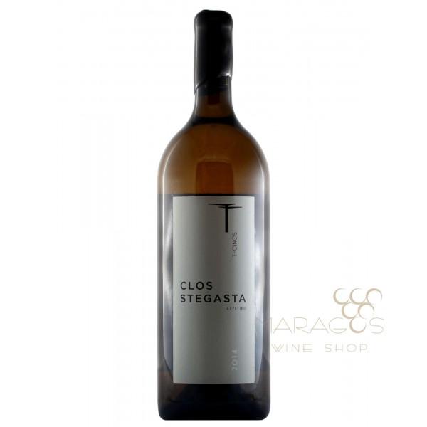 Clos Segasta Ασύρτικο 2016 Τηνιακοί Αμπελώνες 0.75L ΚΡΑΣΙΑ ΛΕΥΚΑ ΕΜΦΙΑΛΩΜΕΝΑ maragos-wine.gr