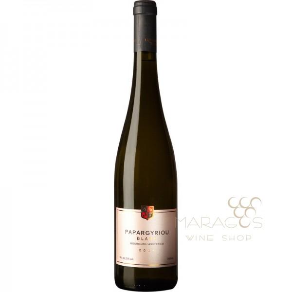 Παπαργυρίου λευκός 2018 0,75L ΚΡΑΣΙΑ ΛΕΥΚΑ ΕΜΦΙΑΛΩΜΕΝΑ maragos-wine.gr