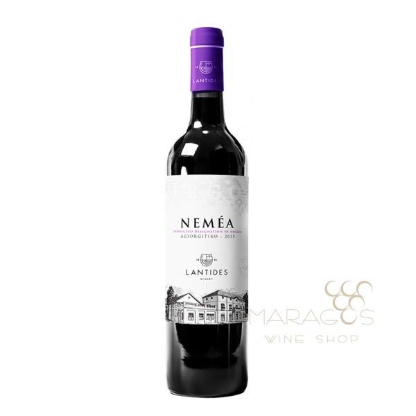 Κτήμα Λαντίδη Νεμέα 2016 0,75L RED WINES maragos-wine.gr