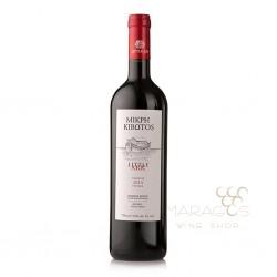 Κτήμα Λαντίδη Μικρή Κιβωτός Ερυθρό 2015 0,75L RED WINES maragos-wine.gr