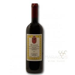Κτήμα Σκλάβου Οργίων 2016 0,75L RED WINES maragos-wine.gr