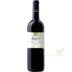 Συμεωνίδη Merlot 2013 0,75L RED WINES maragos-wine.gr