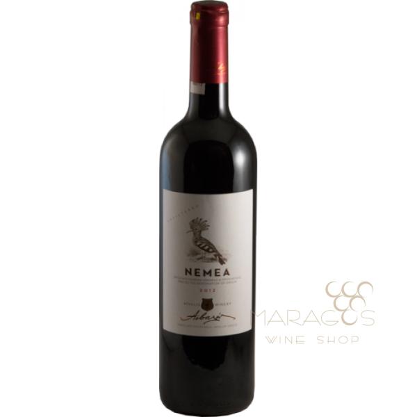 Αϊβαλή Νεμέα 2014 0,75L RED WINES maragos-wine.gr