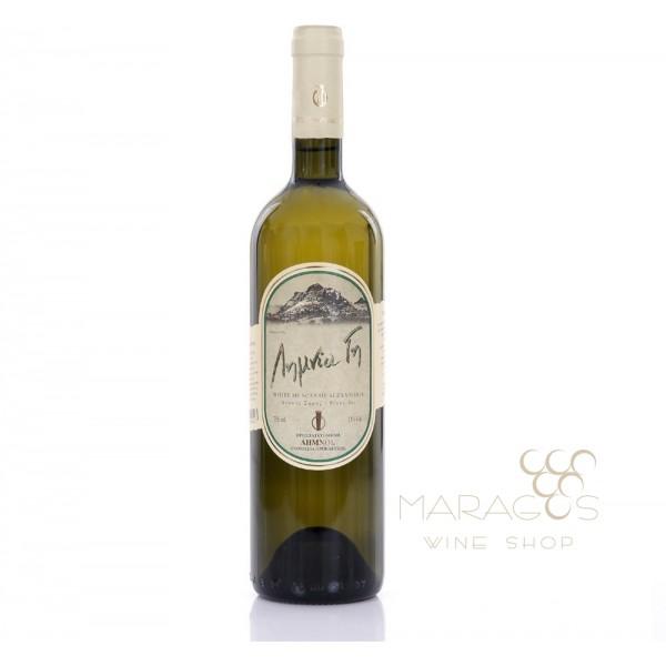 Κτήμα Χατζηγεωργίου Λημνία Γη 2017 0,75L ΚΡΑΣΙΑ ΛΕΥΚΑ ΕΜΦΙΑΛΩΜΕΝΑ maragos-wine.gr
