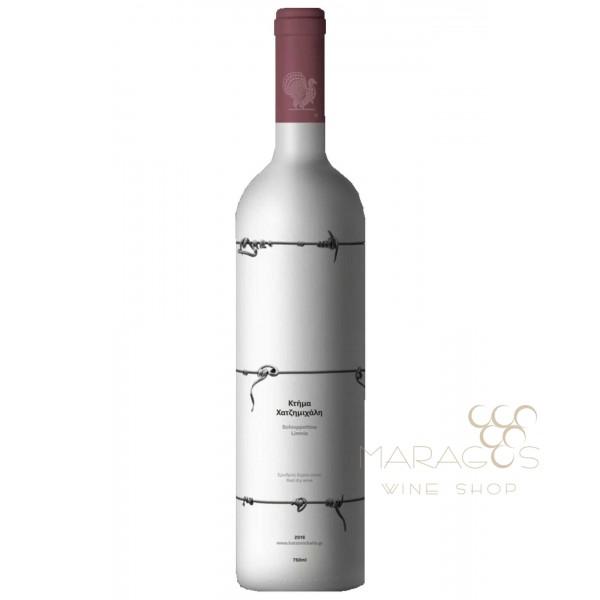 Κτήμα Χατζημιχάλη Schioppettino Λημνιό 2016 0,75L RED WINES maragos-wine.gr