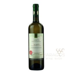 Κτήμα Χατζημιχάλη - Κάβα δρυός 2017 0,75L ΚΡΑΣΙΑ ΛΕΥΚΑ ΕΜΦΙΑΛΩΜΕΝΑ maragos-wine.gr