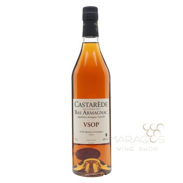Armagnac Casterede VSOP 0,7L ARMAGNAC CASTEREDE COGNAC maragos-wine.gr