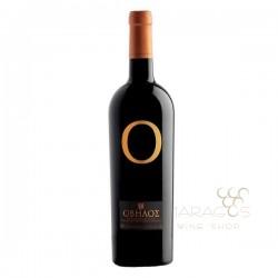 Κτήμα Βιβλία Χώρα Όβηλος Ερυθρός 2012 0,75L RED WINES maragos-wine.gr