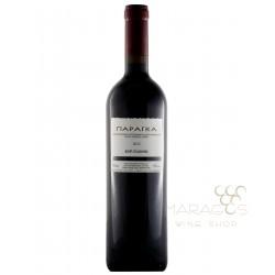 Κτήμα Κυρ Γιάννη Παράγκα Ερυθρός 2017 0,75L RED WINES maragos-wine.gr