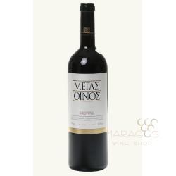 Σκούρα Μέγας Οίνος 2014 0,75 L RED WINES maragos-wine.gr