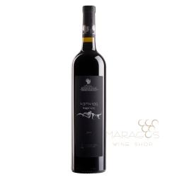 Κτήμα Χατζημιχάλη Καπνίας 2011 0,75 L RED WINES maragos-wine.gr